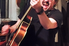 Performing at LA46